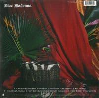 BØRNS (BORNS) Blue Madonna Vinyl Record LP Interscope 2018